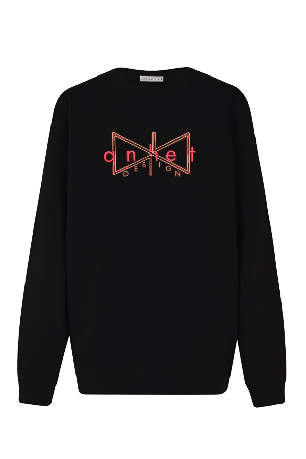 BLACK 019 SWEATSHIRT