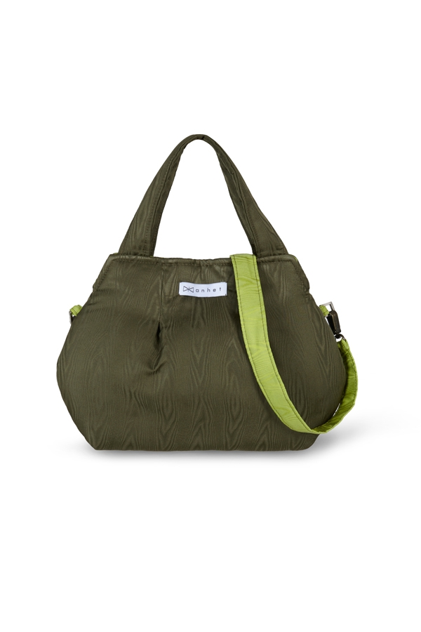 GREEN LUNA BAG