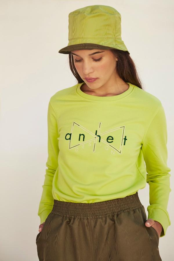 GREEN HAT